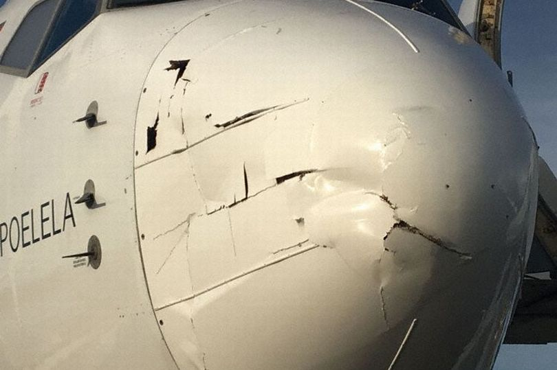 Boeing Damage