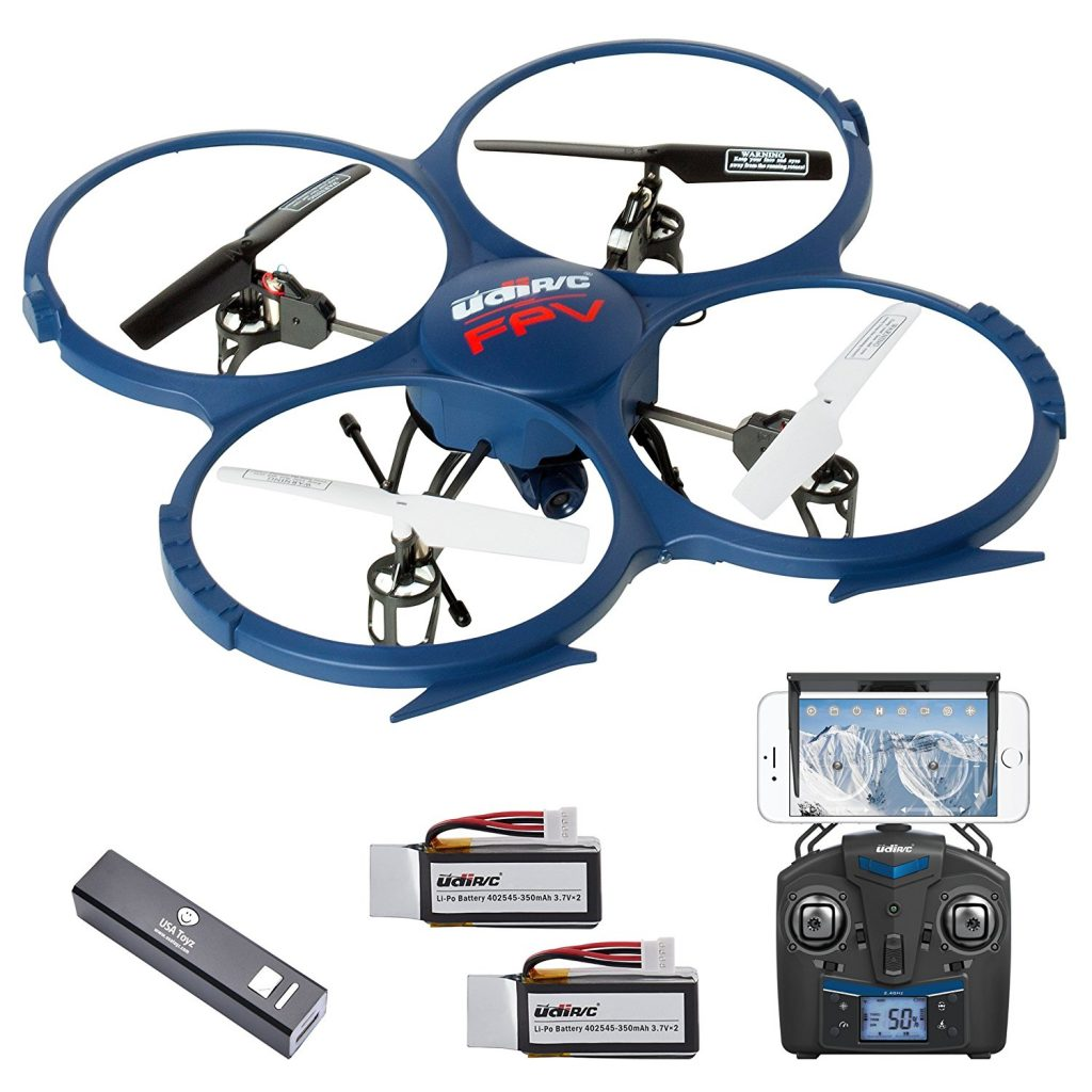 UDI U818A Quadcopter