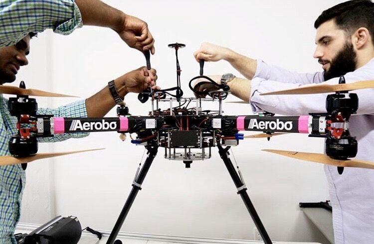 Aerobo Drone Crew