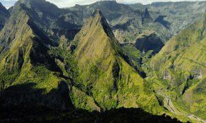 Reunion Islands Hills